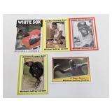 (5) Michael Jordan AAMER Sports Cards