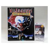 AUTO Suzanne Synder Killer Klowns From Outer Space