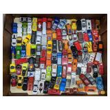 (70+) Hot Wheels / Matchbox Cars Vehicles