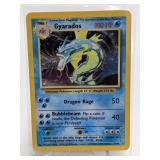 1999 Pokemon Gyarados Base