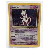 1999 Pokemon Mewtwo Base