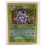 1999 Pokemon Nidoking Base