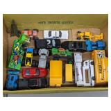 (18) Toy Cars Vehicles