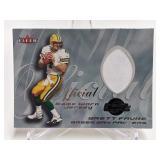 2000 Fleer Official Brett Favre Relic