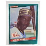 1986 Donruss The Rookies Barry Bonds #11 RC
