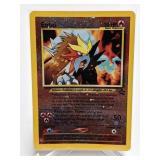 2001 Pokemon Entei Promo