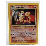 2000 Pokemon Arcanine Promo
