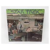 SEALED 1979 Star Trek Series 8158 Record LP