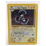 2000 Pokemon Lt. Surge