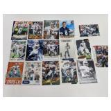 (16) Troy Aikman Football Cards