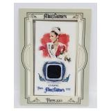 2013 Topps Allen & Ginter Ms Universe Relic