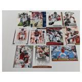 (11) Michael Vick Football Cards