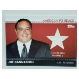 2011 Topps Amer Pie Relics Joe Gannascoli Relic