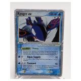 2006 Pokemon Kyogre ex Promo