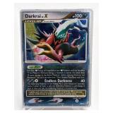 2008 Pokemon Darkrai LV. X Promo