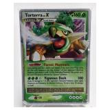 2007 Pokemon Torterra LV. X Promo