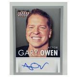 2015 Panini Americana Gary Owen Auto