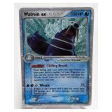 2007 Pokemon Walrein ex Power Keepers