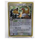 2006 Pokemon Ampharos Dragon Frontiers