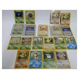 1999 Pokemon Jungle Set Non-Holo 31 Card Lot Inclu