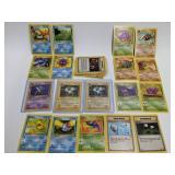 1999 Pokemon Fossil Set Non-Holo 30 Card Lot Fossi