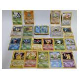 2000 Pokemon Base Set 2 Non-Holo 65 Card Lot (Poke