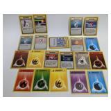 2000 Pokemon Base Set 2 Non-Holo 30 Card Lot (Trai
