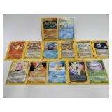 2003 Pokemon Pokemon E-Card Series 13 Card Lot Var