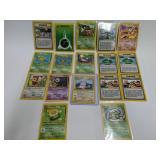2001 Pokemon Neo Discovery/Neo Genesis 17 Card Lot
