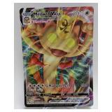 2020 Pokemon Meowth Vmax Jumbo Holo Promo