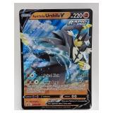 2021 Pokemon Rapid Strike Urshifu V Jumbo Holo Pro