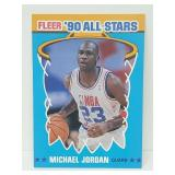 1990 Fleer All Stars Michael Jordan #5