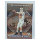 1/12 1998 Press Pass Trophy Case Peyton Manning RC