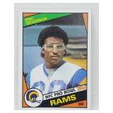 1984 Topps NFC Pro Bowl Eric Dickerson RC #280