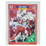 1989 NFL Pro Set Barry Sanders RC #494