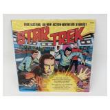 SEALED 1975 Star Trek Series 8168 Record LP