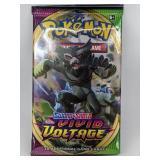 2021 Pokemon Sword & Shield Vivid Voltage Pack