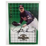 1998 Donruss Signature Rafael Palmeiro #123