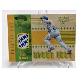 26/50 2019 Leather & Lumber Corey Seager Relic