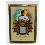 2/130 2007 Upper Deck Roger Clemenss Relic #MLB-RC