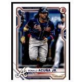 Ronald Acuna Jr Baseball Card