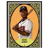 Ozzie Albies Baseball Card