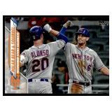 Pete Alonso Baseball Card