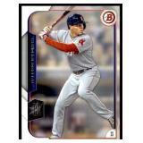 Xander Bogaerts Baseball Card