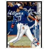 Vladimir Guerrero Jr Baseball Card
