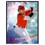 Shohei Ohtani Baseball Card