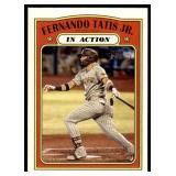 Fernando Tatis Jr Baseball Card