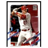 Mike Trout Baseball Card