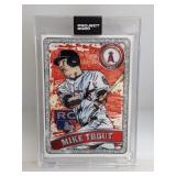 Topps Project 2020 Mike Trout RC #100