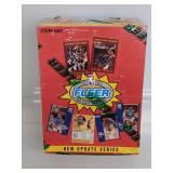 1991-92 Fleer Basketball Update Box SEALED
